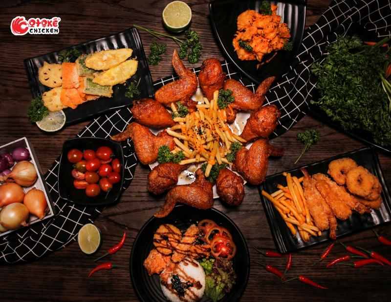 Otoké Chicken - Gà Rán Hàn Quốc