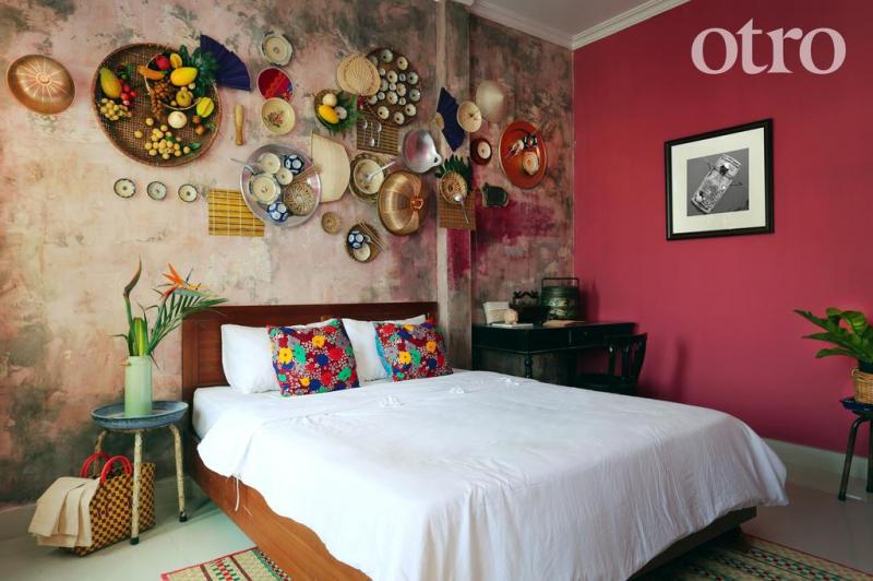 Otro Hostel đủ để bạn quên hết bộn bề ngoài kia.