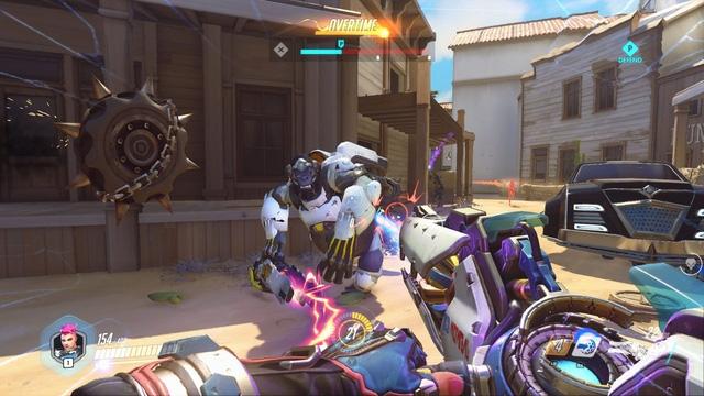 Lối chơi mới lạ và độc đáo đem lại thành công rực rỡ cho Overwatch