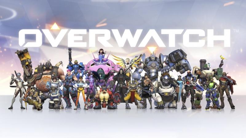Overwatch được vinh danh là game hay nhất của năm 2016