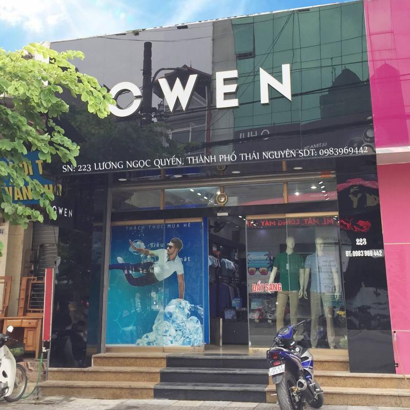 Cửa hàng Owen Thái Nguyên.