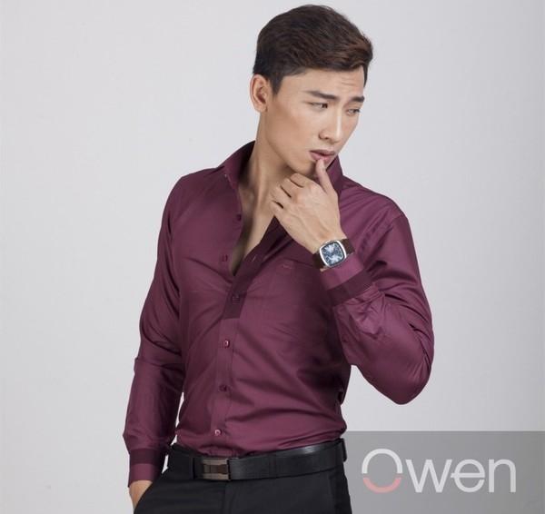 Áo sơ ki nam Owen