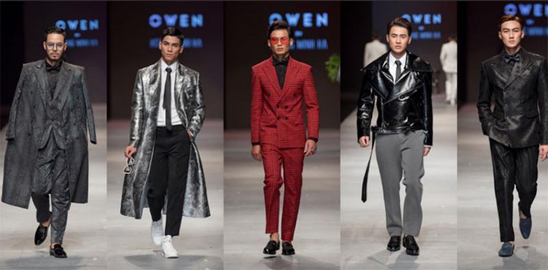 Vest nam  OWEN Fashion QUY NHƠN phong cách và có tính ứng dụng cao.