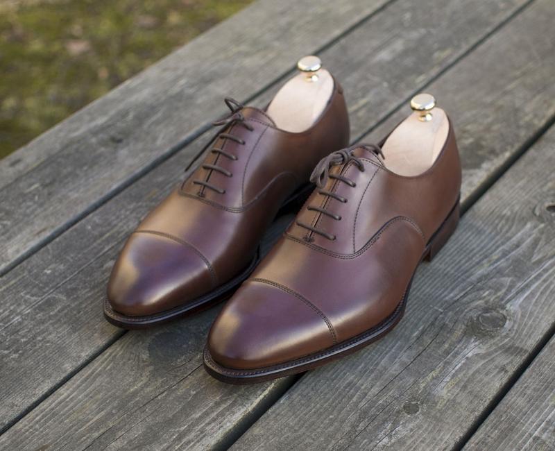 Oxford là một trong những kiểu giày thông dụng nhất của nam giới