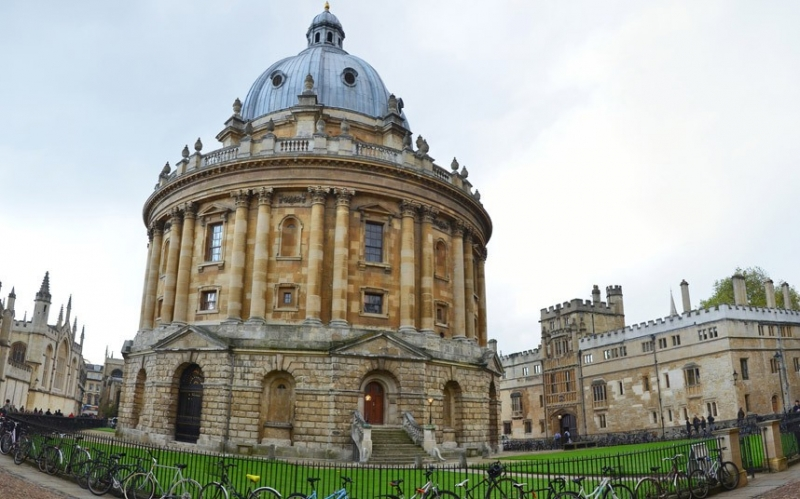 Oxford, Anh