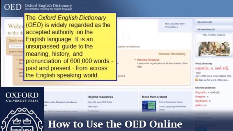 Phần mềm cung ứng nhiều dạng bài, nhiều dạng nghĩa của từ qua Oxford Dictionary