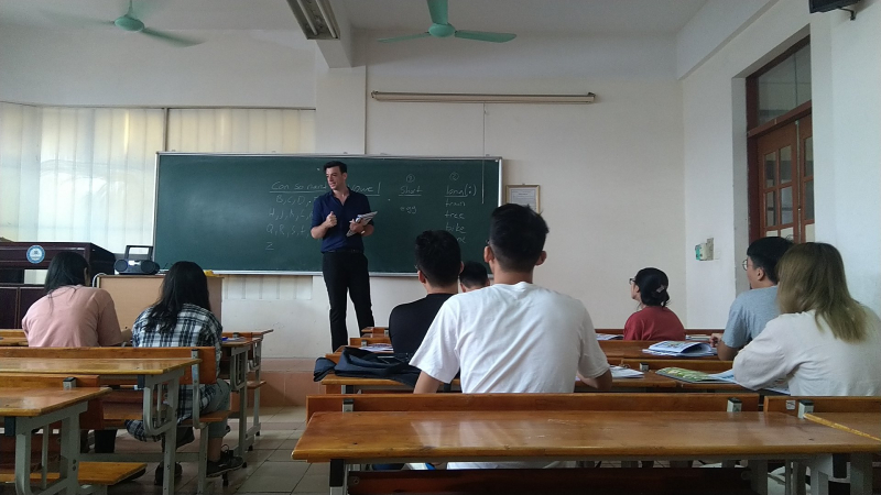 Oxford English UK Vietnam