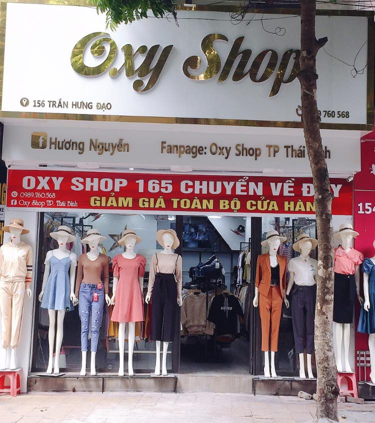 Oxy Shop