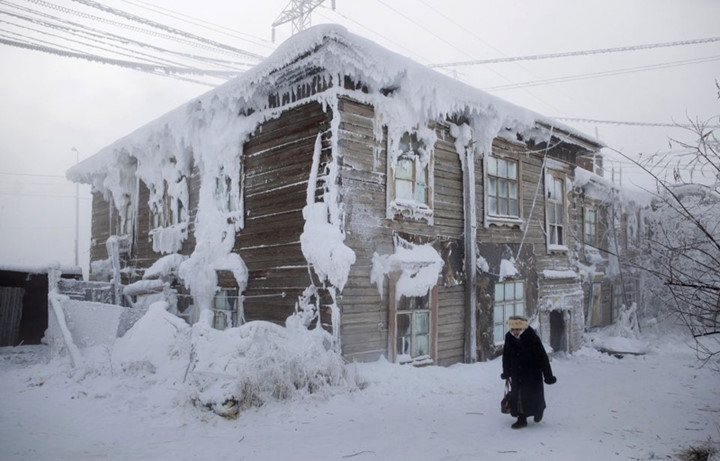 Oymyakon (Liên Bang Nga)