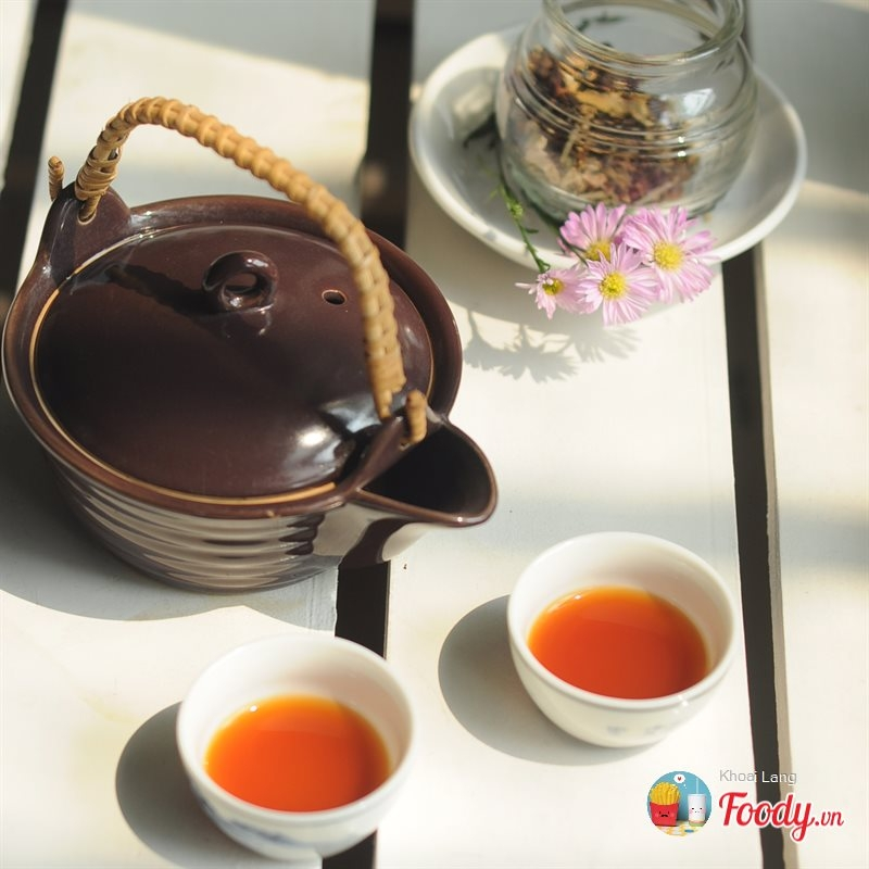 Quán Ozone Coffee & Tea