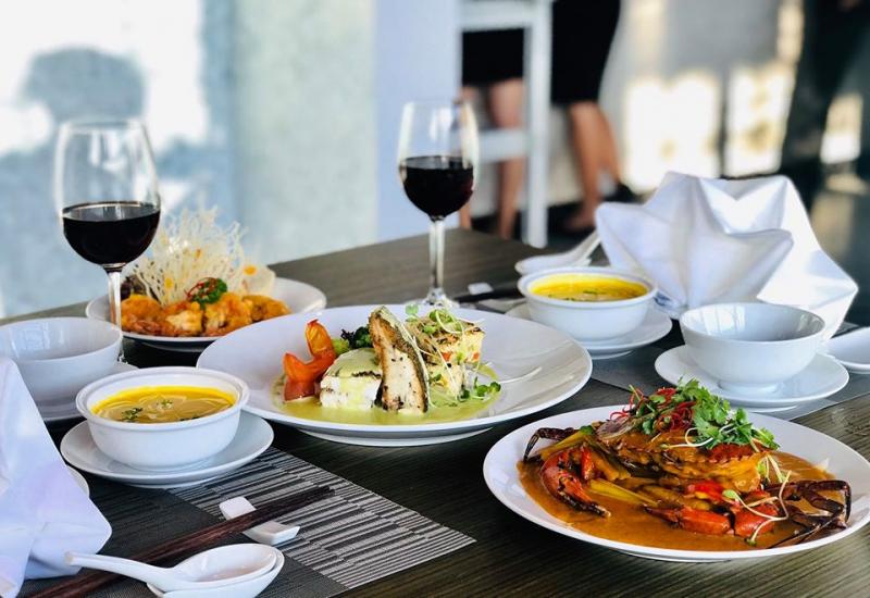 Ozone restaurant - Hải sản Phú Quốc