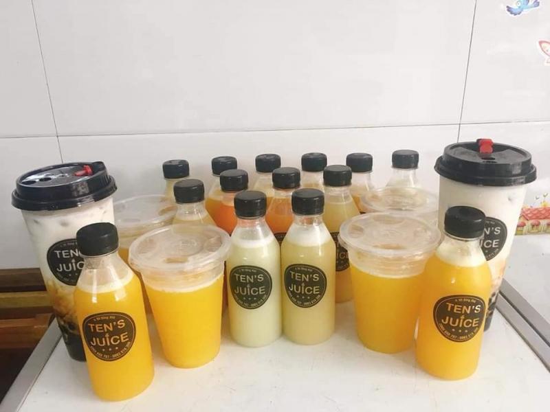 Top 8 Địa chỉ uống nước ép trái cây ngon và chất lượng nhất Hải Phòng.