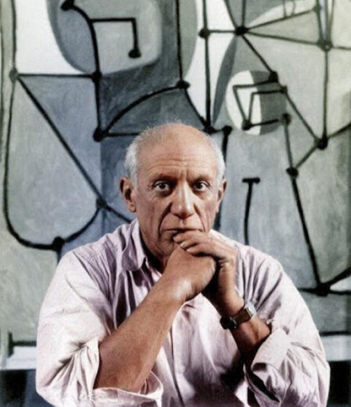 Pablo Picasso - Hoạ sĩ thiên tài của Thế kỷ 20