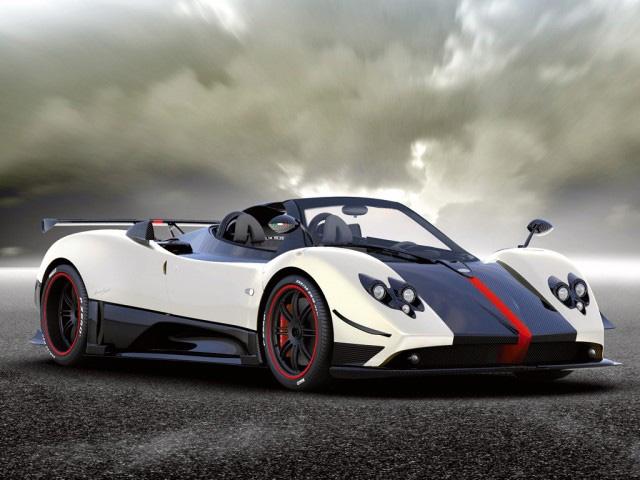 Pagani Zonda Cinque Roadster là một siêu xe thuộc hàng hiếm trên thế giới