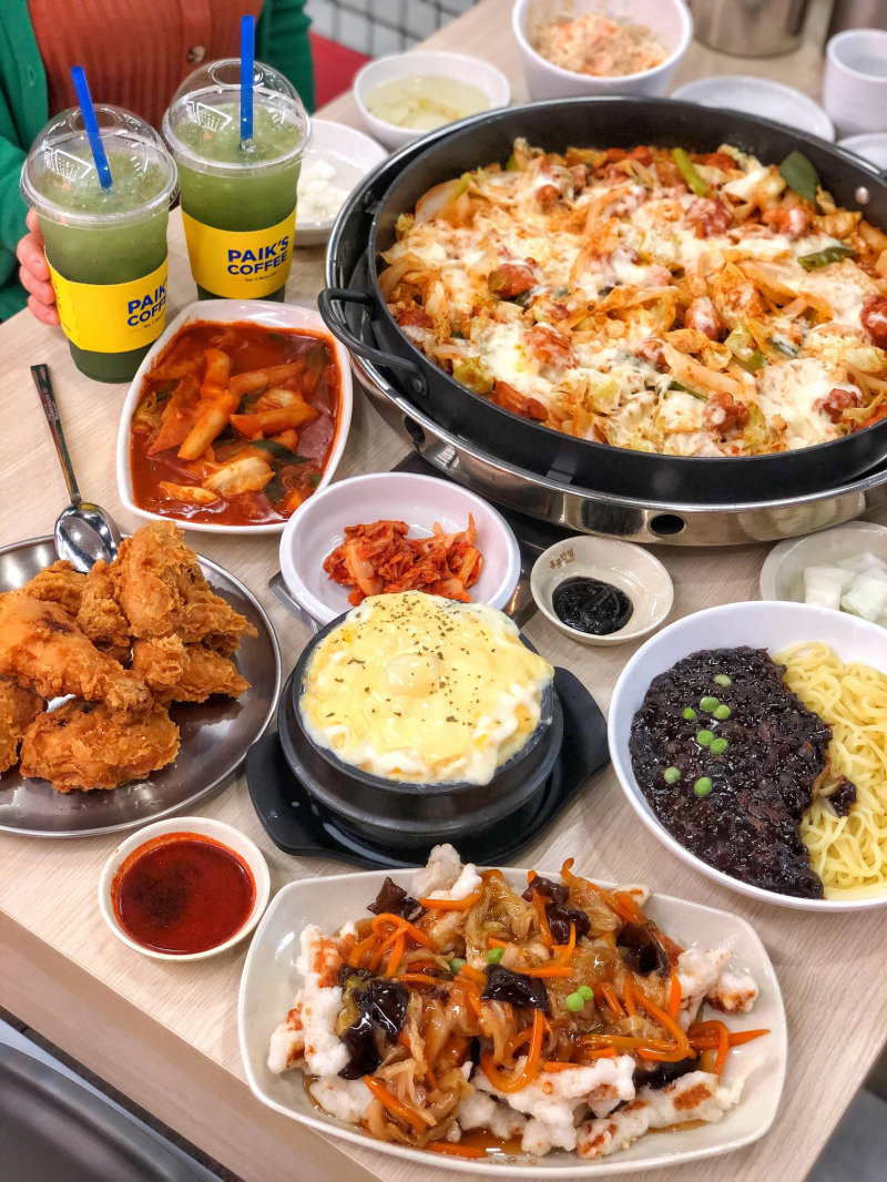 Paik Jong Won's Kitchen