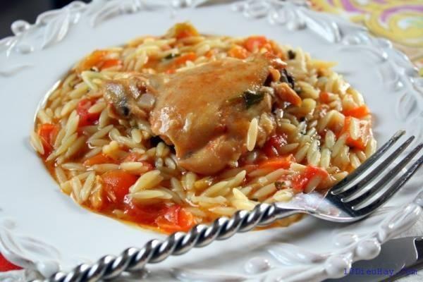 Món ăn ngon tại Pakistan.