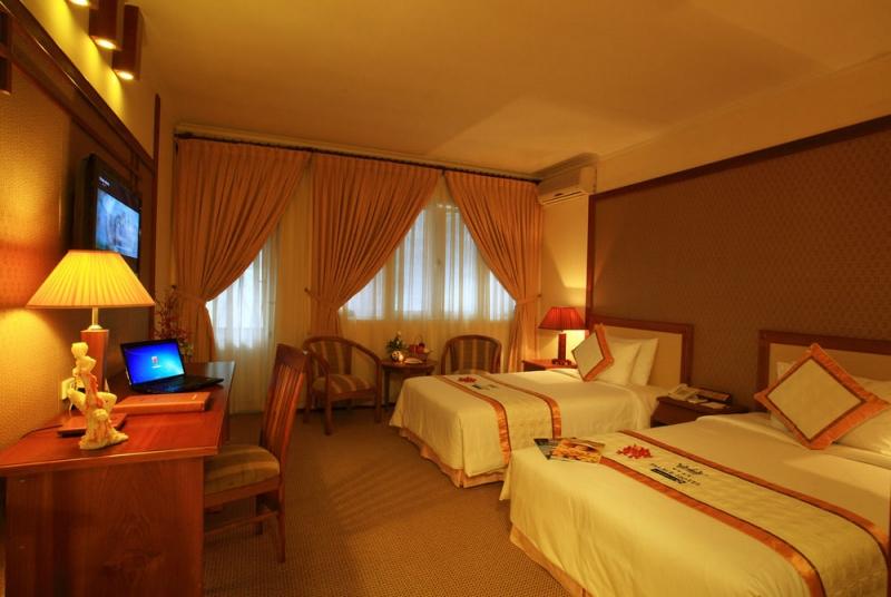 Palace Hotel được đánh giá là một khách sạn giá rẻ có chất lượng tốt nhất tại Trà Vinh