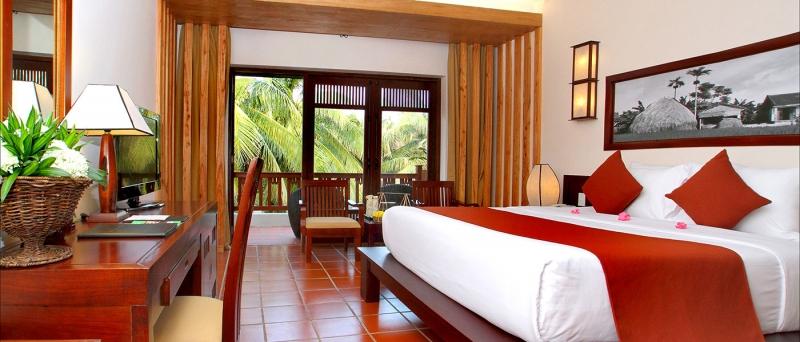 Palm Garden Beach Resort & Spa rất thích hợp cho các cặp đôi đi hưởng tuần trăng mật hoặc du lịch cùng gia đình