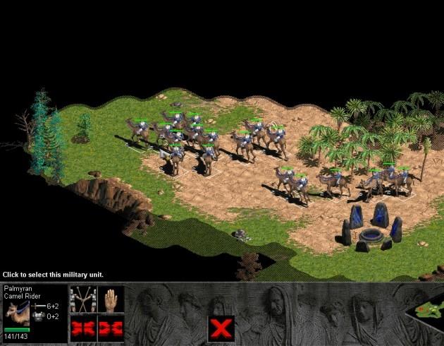Đội lạc đà thiện chiến Palmyran