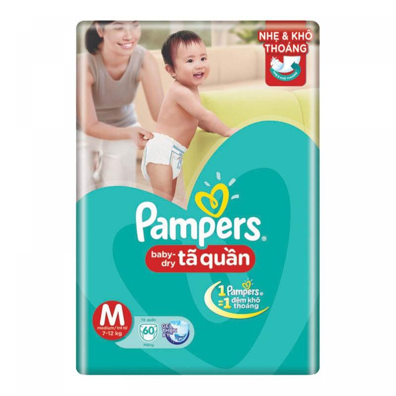 Tã quần Pampers