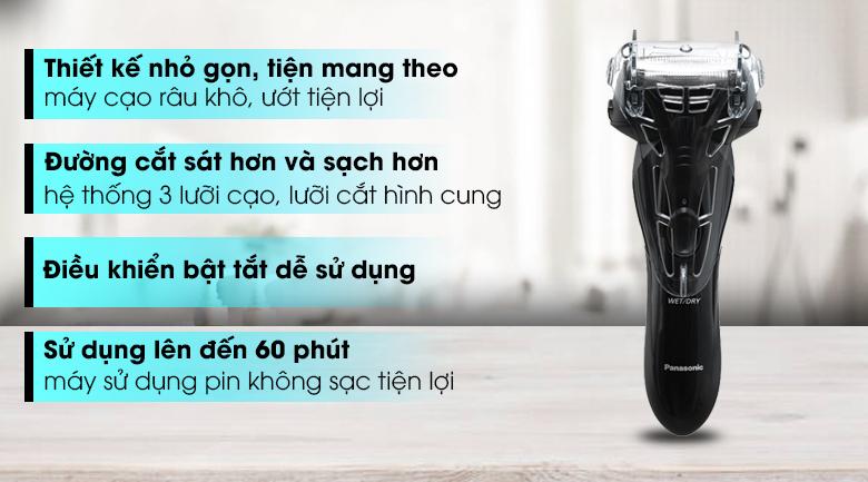 Máy cạo râu Panasonic ES-SL10-K401.