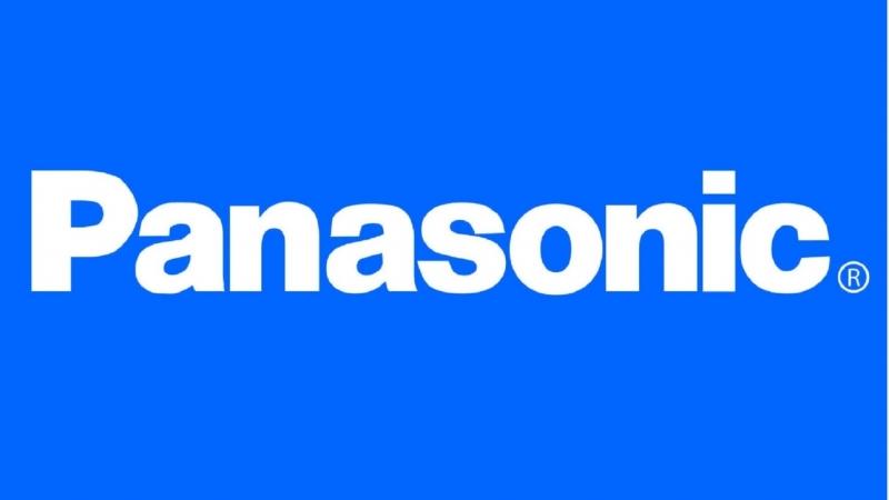 Logo hãng Panasonic