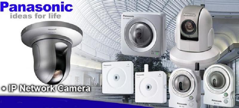 Các dòng sản phẩm camera của Panasonic