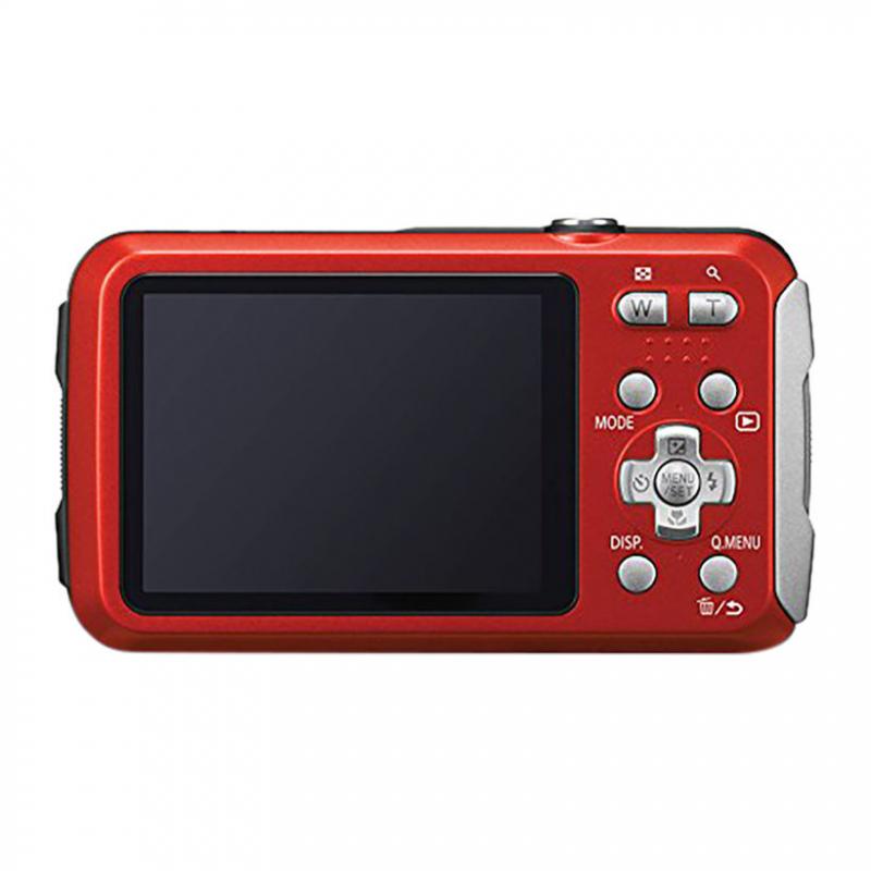 Màn hình LCD 2.7inch của Panasonic DMC TS 30.