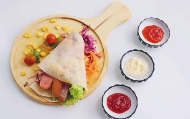 Một món ăn của quán