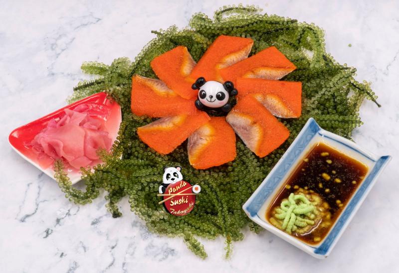 Panda Sushi & Takoyaki