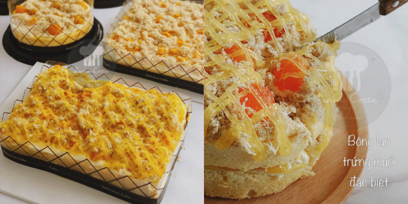 Panna Cotta - Tiệm Bánh Handmade
