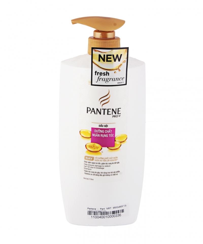 Pantene chăm sóc tóc từ sâu bên trong.