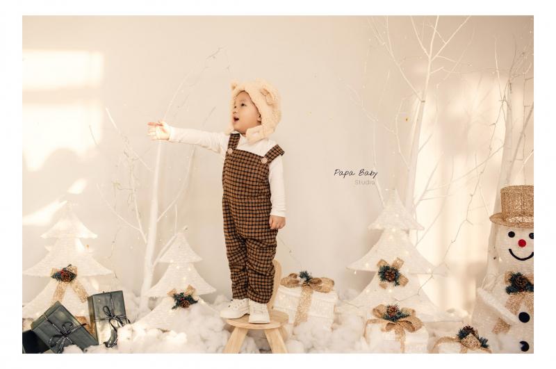 Papa Baby - Studio