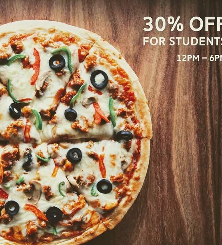 Chương trình khuyến mãi của PaPa Pizza
