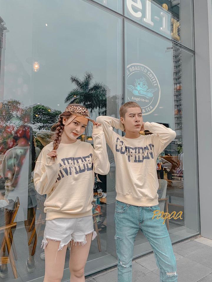 Mẫu áo quần dành cho các cặp đôi của PAPAA