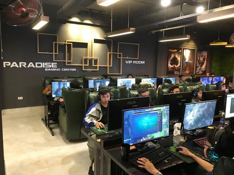 Paradise Gaming Center
