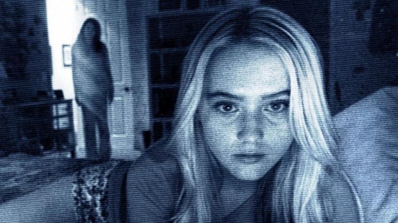 Phim Paranormal Activity