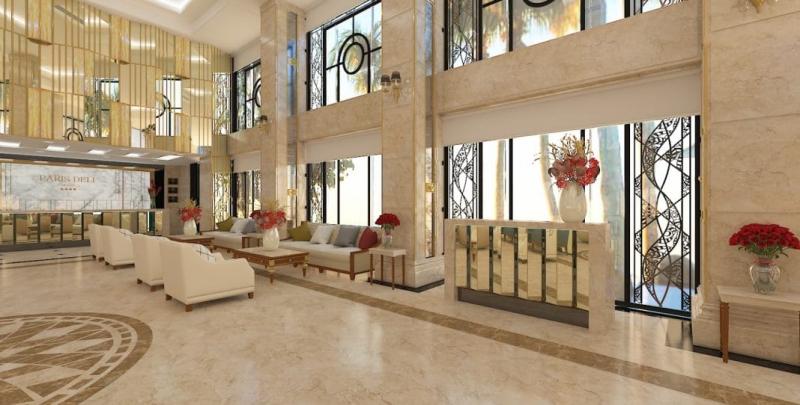 Khách sạn Paris Deli Danang Beach