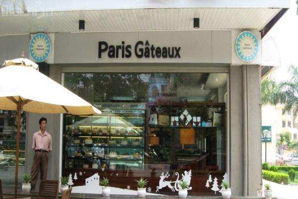 Paris Gateaux