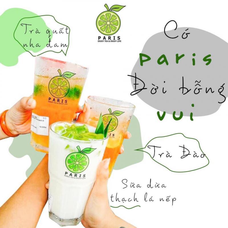 Paris - Tiệm Trà Chanh Khoái Châu - Hưng Yên