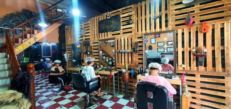 Parisforau Barbershop