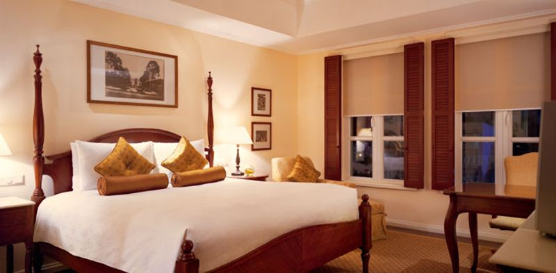 Phòng tại khách sạn Park Hyatt Saigon