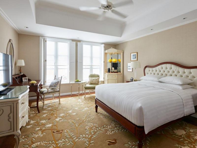Top 12 Khách sạn 5 sao nổi tiếng ở Sài Gòn