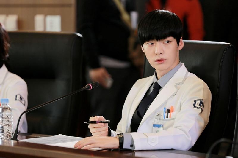 Park Ji Sang (Ahn Jae Hyun)