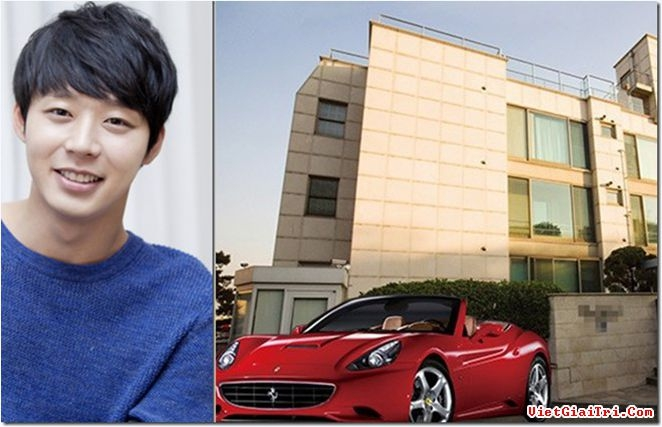 Nhà của Park Yoo Chun