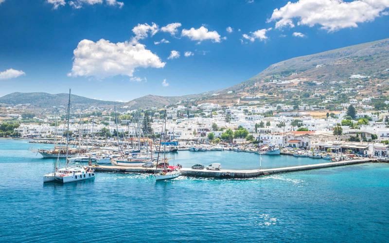 Paros - một thiên đường của Hy Lạp