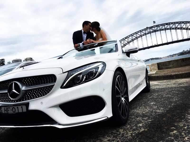 Xe cưới thể hiện đăng cấp của bạn