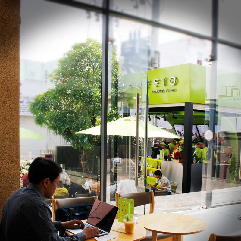 Passio Coffee Vietnam