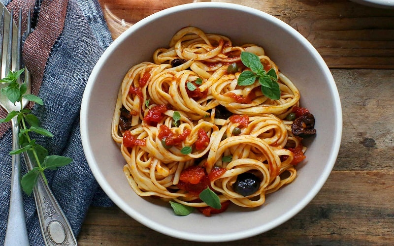 Pasta - Món ngon biểu tượng của nước Ý
