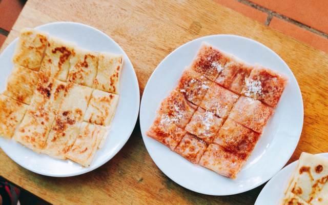 Pata Kếp - Bánh Crepe Takeaway